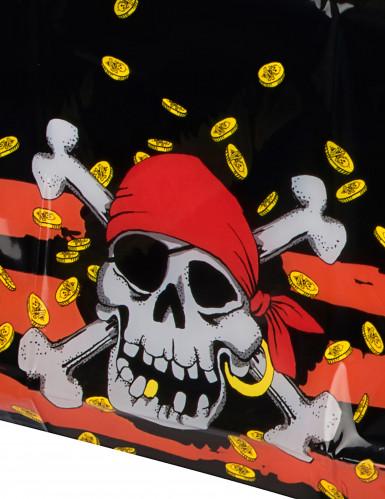 Nappe 120 x 180 cm Pièces de Pirate-1