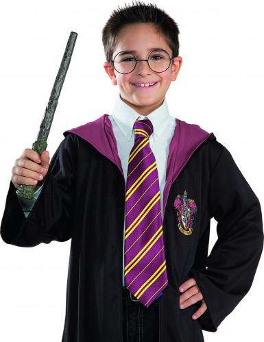 Kit baguette magique & lunettes Harry Potter™ enfant