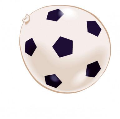 8 Ballons football