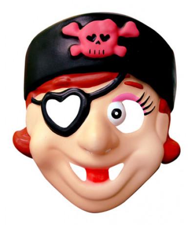 Masque pirate fille