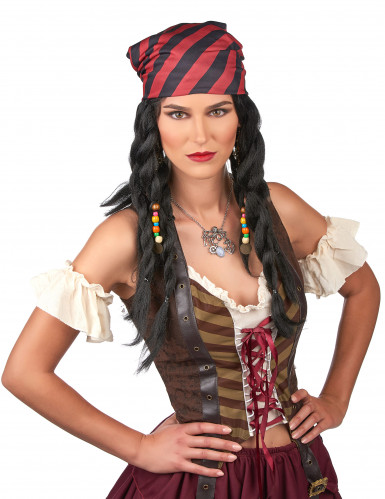 Perruque pirate adulte-1