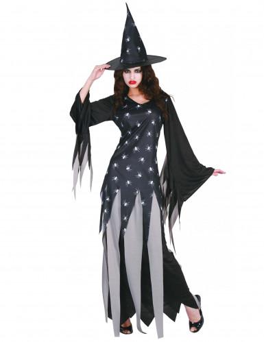 Déguisement sorcière terne femme Halloween