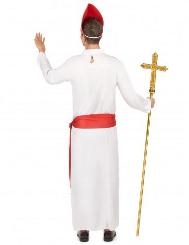 Déguisement cardinal homme-2