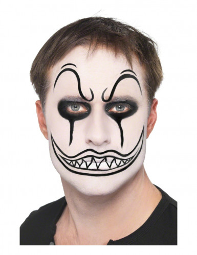 Kit maquillage clown adulte-2