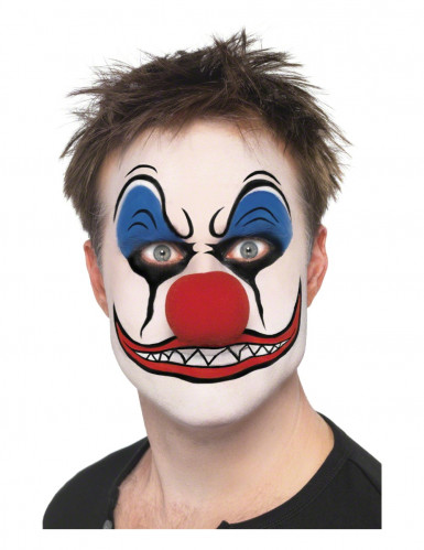 Kit maquillage clown adulte-3