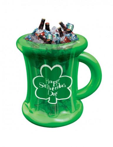 Chope de bière St Patrick