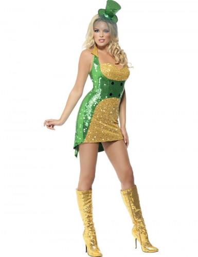 Costume Irlandaise sexy femme