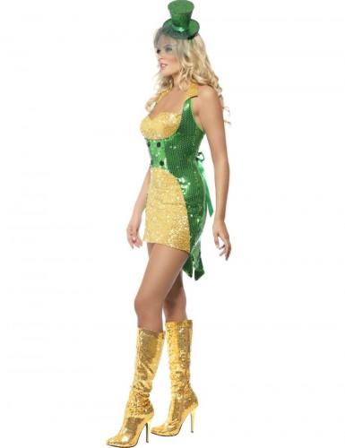 Costume Irlandaise sexy femme-2