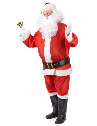 Déguisement Père Noël homme-1