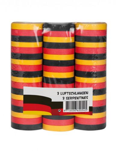 3 Serpentins supporter Allemagne