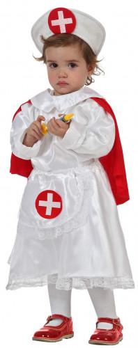 Déguisement infirmière bébé