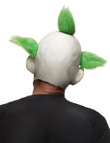 Masque clown terrifiant adulte Halloween-1
