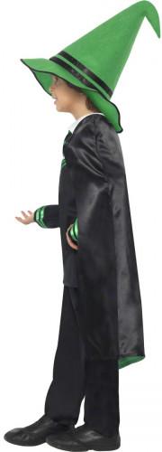 Déguisement apprenti sorcier vert garçon-1