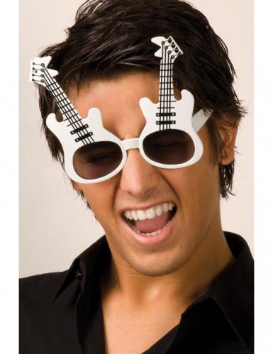 Lunettes guitare adulte