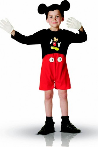 Déguisement combishort Mickey™ garçon