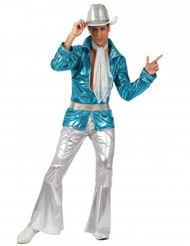 Déguisement disco adulte homme