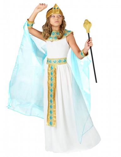 Déguisement reine égyptienne fille-1