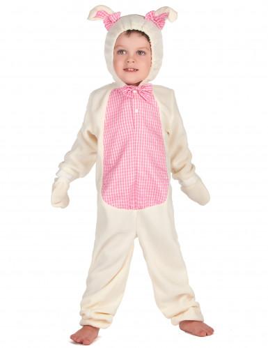 Déguisement agneau combinaison bébé-1
