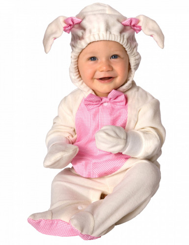Déguisement agneau combinaison bébé