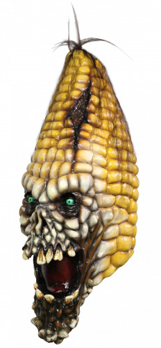 Masque épi de maïs effrayant adulte Halloween