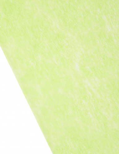 Chemin de table intissé vert 10 m-1
