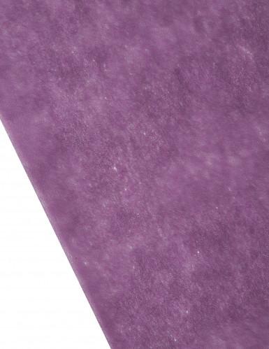 Chemin de table intissé violet 29 cm x 10 m-1