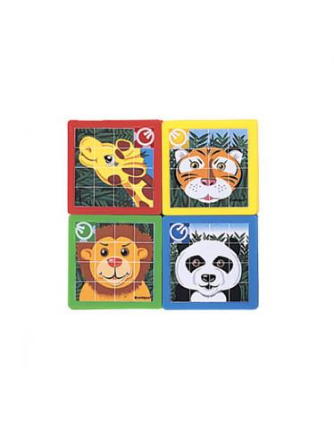 10 Puzzles Animal
