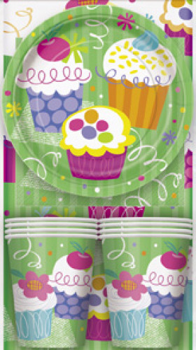 Kit complet Cupcake Party