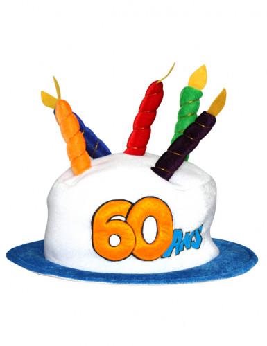 Chapeau Age 60 adulte