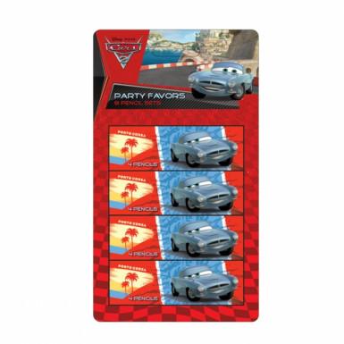 8 set de crayons Cars™