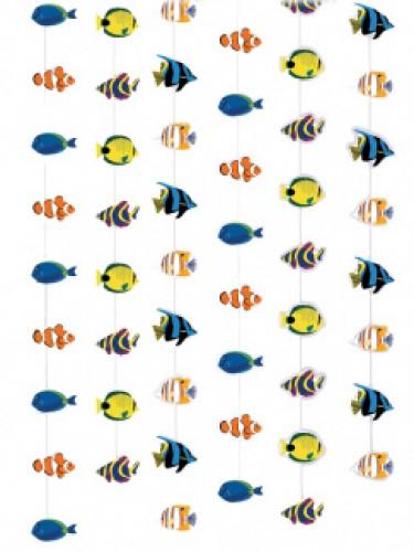 Décoration à suspendre poissons Hawaï