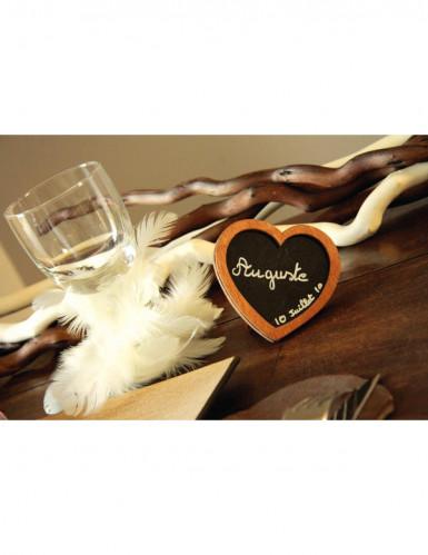 Guirlande plume Blanche-1