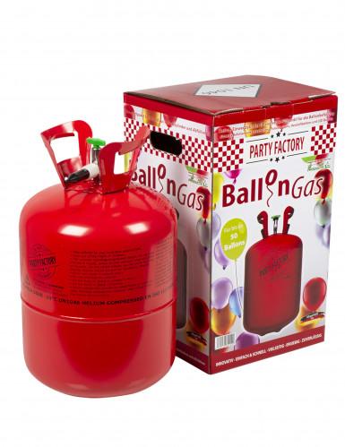 Grande bouteille d'hélium 0,40 m3