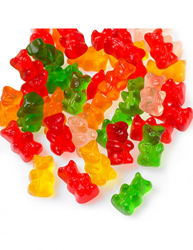 Sachet Bonbons Haribo L'ours d'Or 120 g.-1