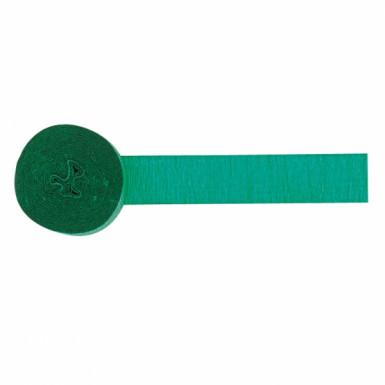 Rouleau papier crépon vert