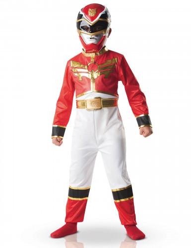 Déguisement Power Rangers™ rouge garçon
