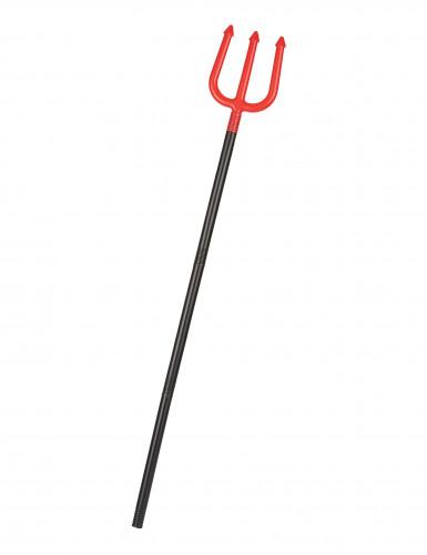 Fourche rouge diable 120 cm