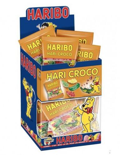 Mini sachet bonbons Haribo croco