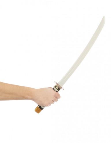 Sabre Ninja enfant 60 cm en plastique-1