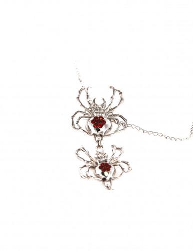 Collier araignées-1