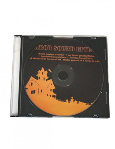 CD d'ambiance Halloween