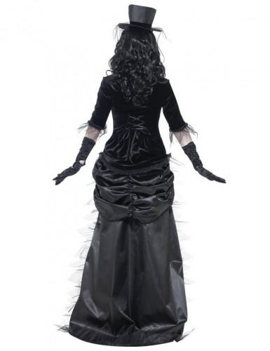 Déguisement fantôme années 20 femme Halloween-2