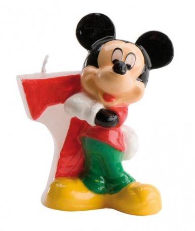 Bougie numéro 7 Mickey™