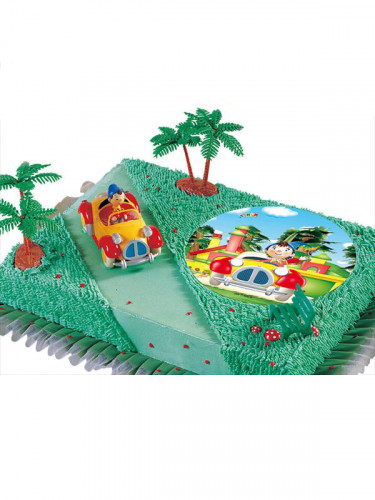 Kit de décorations gâteaux Oui-Oui™-1