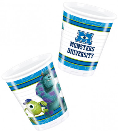 8 Gobelets Monsters University™