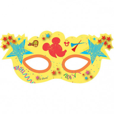 Masque Mickey carnaval
