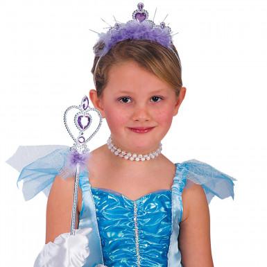 Set princesse violet fille