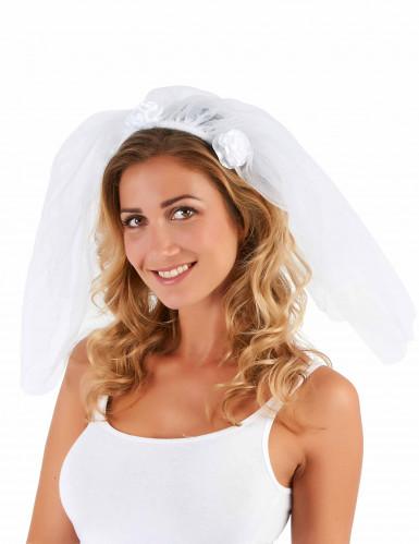 Voile mariée adulte-1