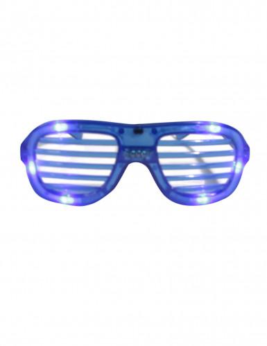 Lunettes bleue LED
