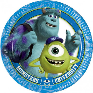 Classic Pack anniversaire Monsters University™-7